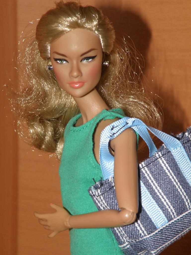 сумка для кукол